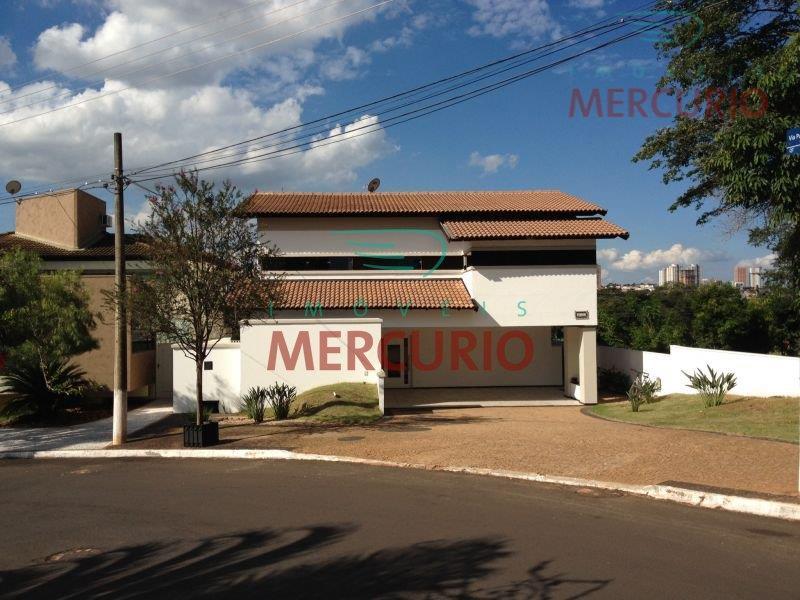 Casa residencial à venda, Residencial Tivoli, Bauru - CA0709.