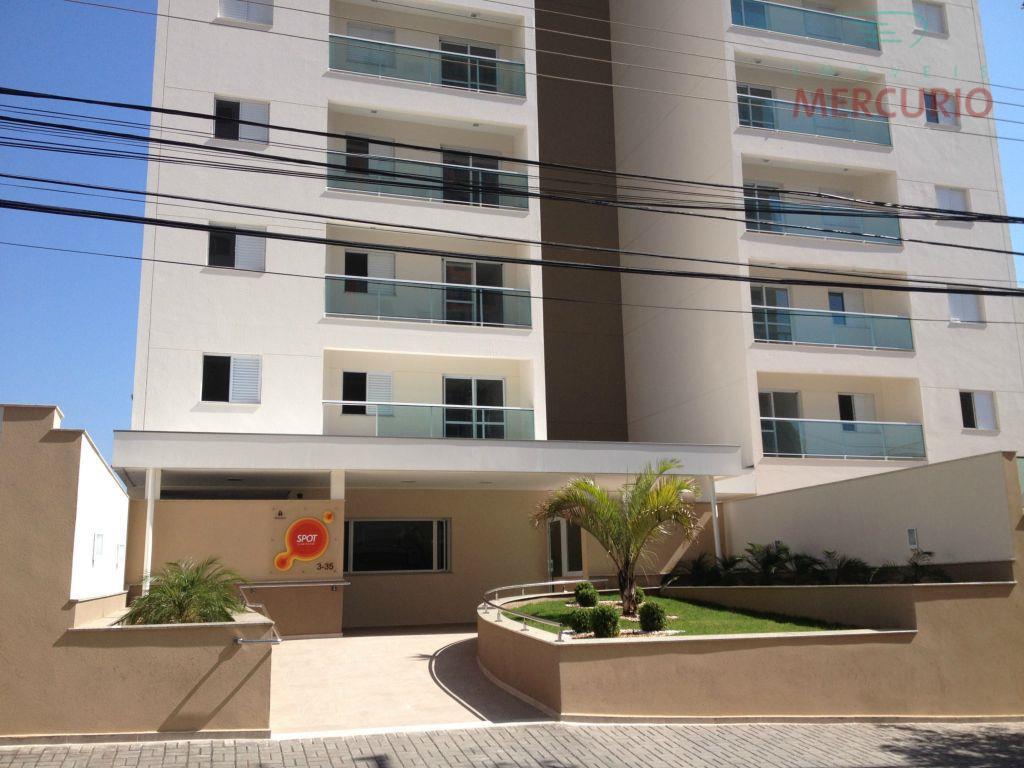 Apartamento  residencial para locação, Vila Nova Cidade Universitária, Bauru.
