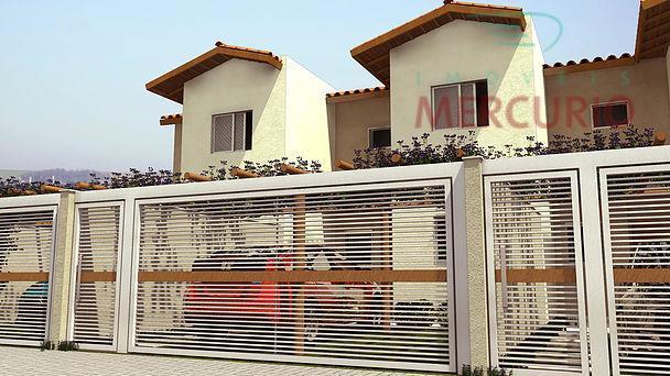 Casa  residencial à venda, Jardim Ferraz, Bauru.