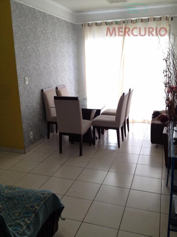 Apartamento residencial à venda, Jardim Terra Branca, Bauru - AP0196.