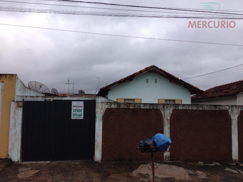 Casa residencial à venda, Conjunto Habitacional Engenheiro Otávio Rasi, Bauru.