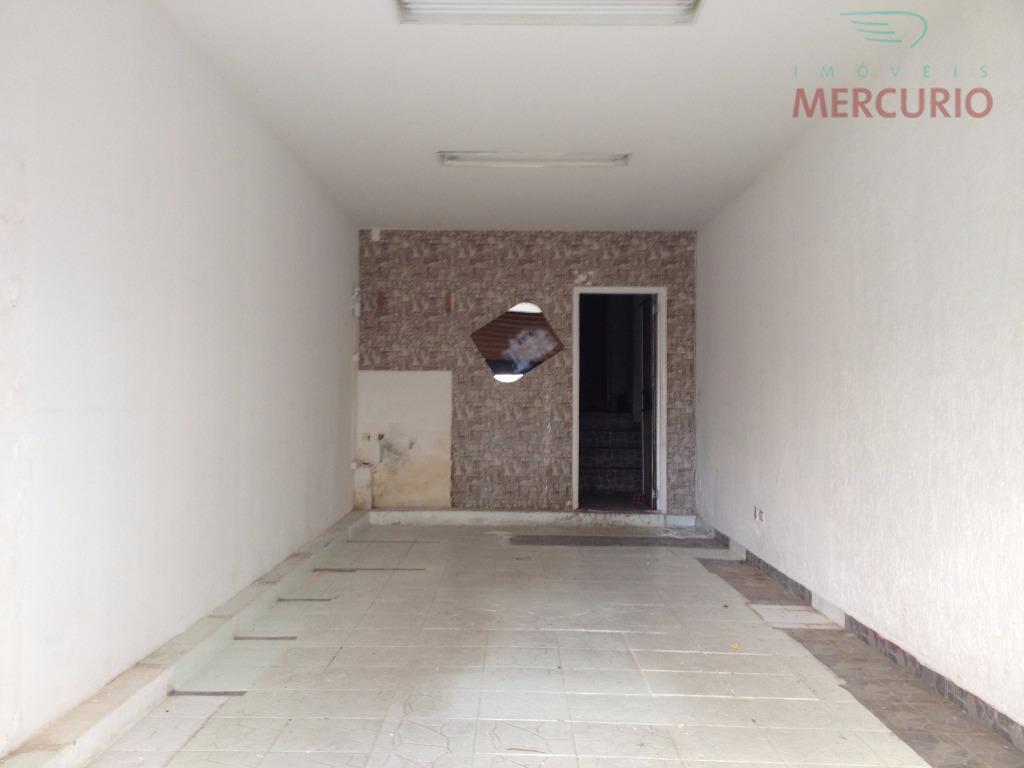 Casa residencial para locação, Centro, Bauru.