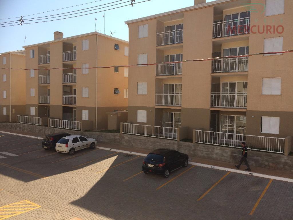 Apartamento residencial para venda e locação, Parque São João, Bauru.