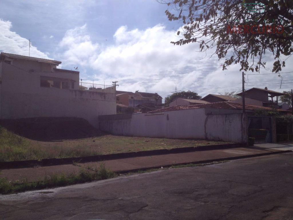 Terreno residencial à venda, Jardim Estoril III, Bauru.