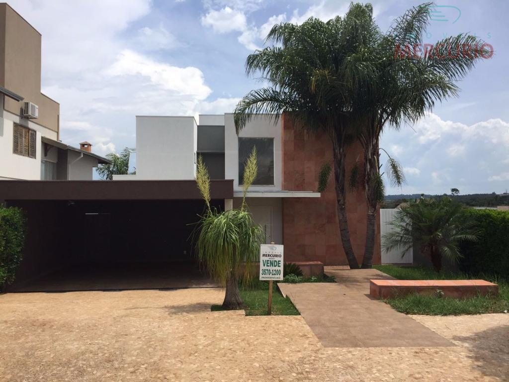 Casa residencial à venda, Condomínio Residencial Primavera, Piratininga - CA0766.