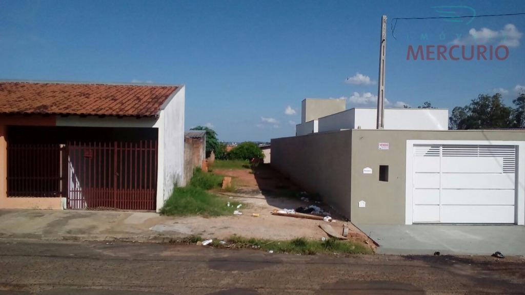 Terreno residencial à venda, Jardim Eldorado, Bauru.