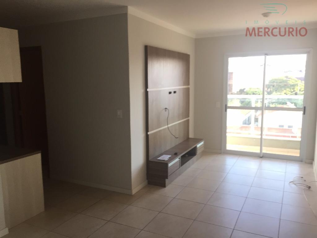 Apartamento residencial para locação, Jardim Dona Sarah, Bauru.