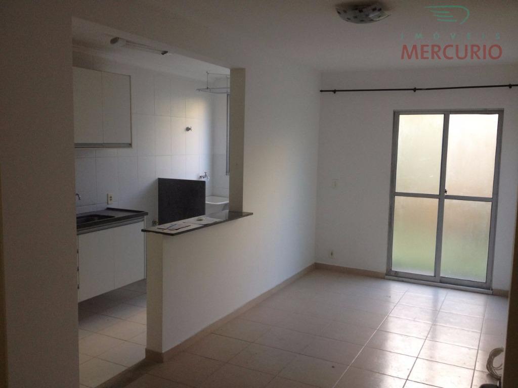 Apartamento residencial à venda, Jardim Carvalho, Bauru.