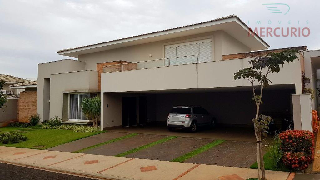 Casa residencial à venda, Vila Aviação, Bauru.