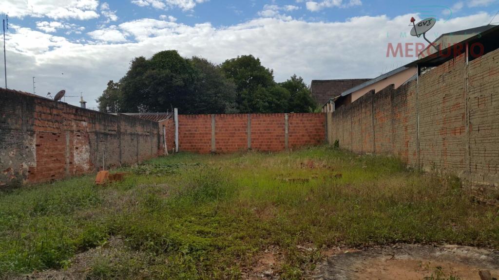 Terreno residencial à venda, Parque União, Bauru.