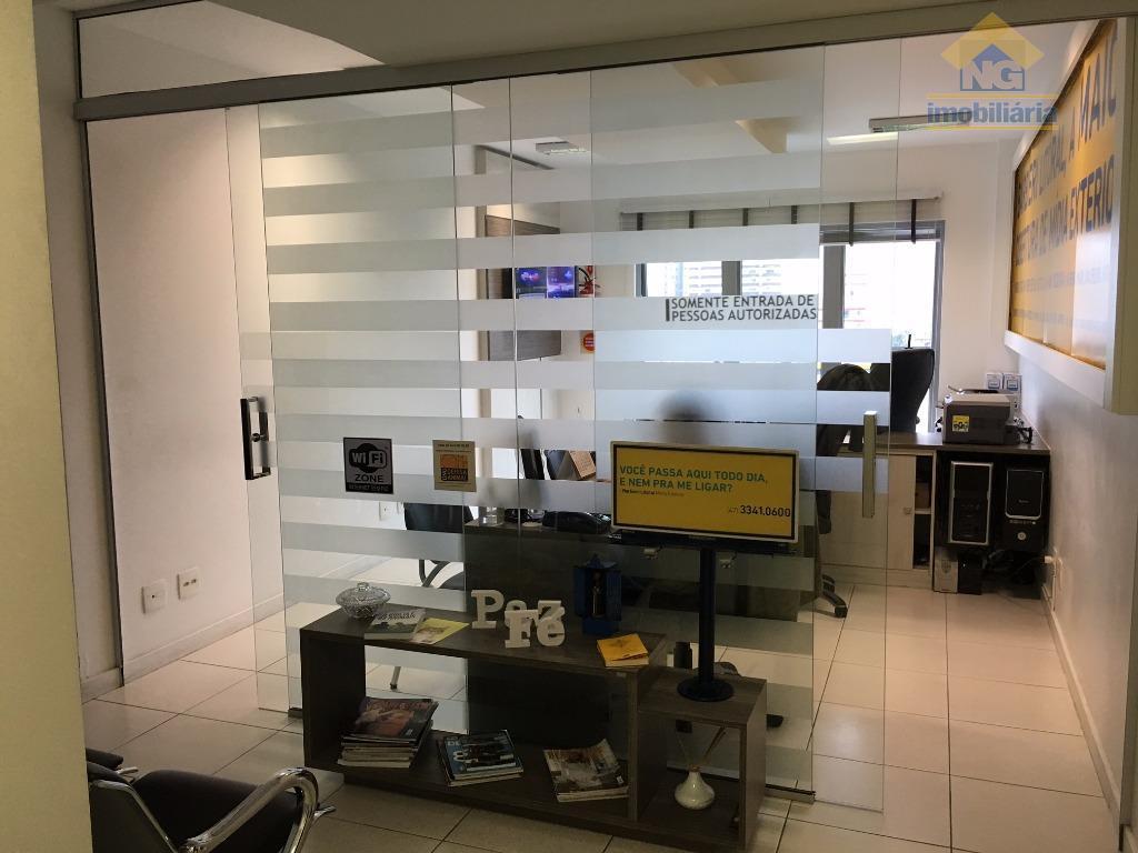 Escelente Sala comercial no centro de Itajaí