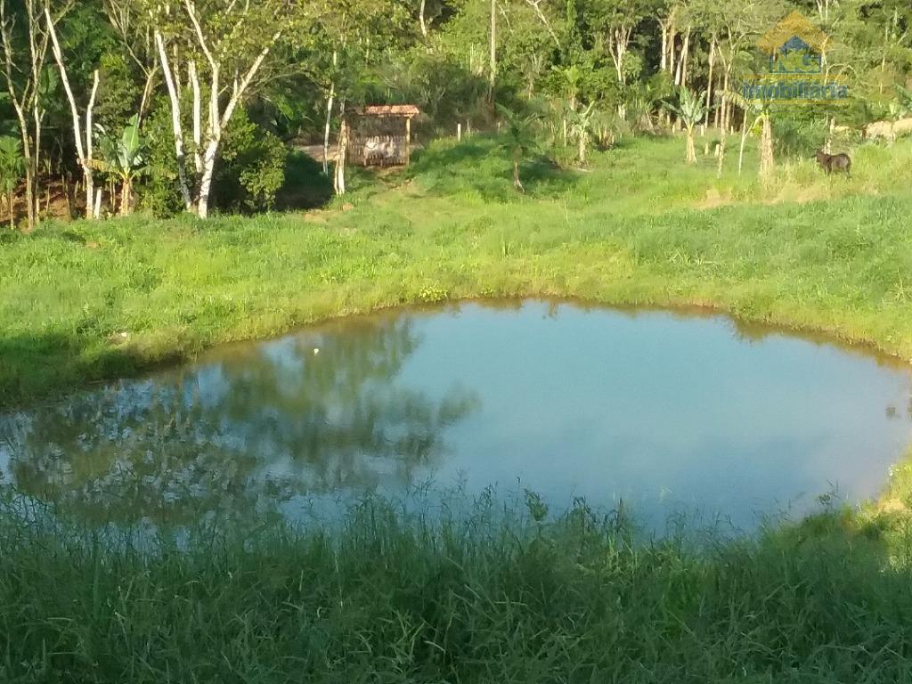 Terreno com 30.000 m² ideal para sítio ou chácara em Luiz Alvez.