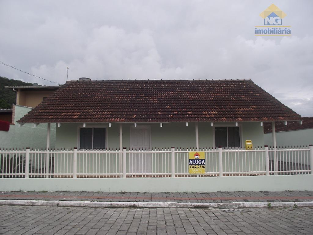 Casa residencial para locação, Gravatá, Navegantes.