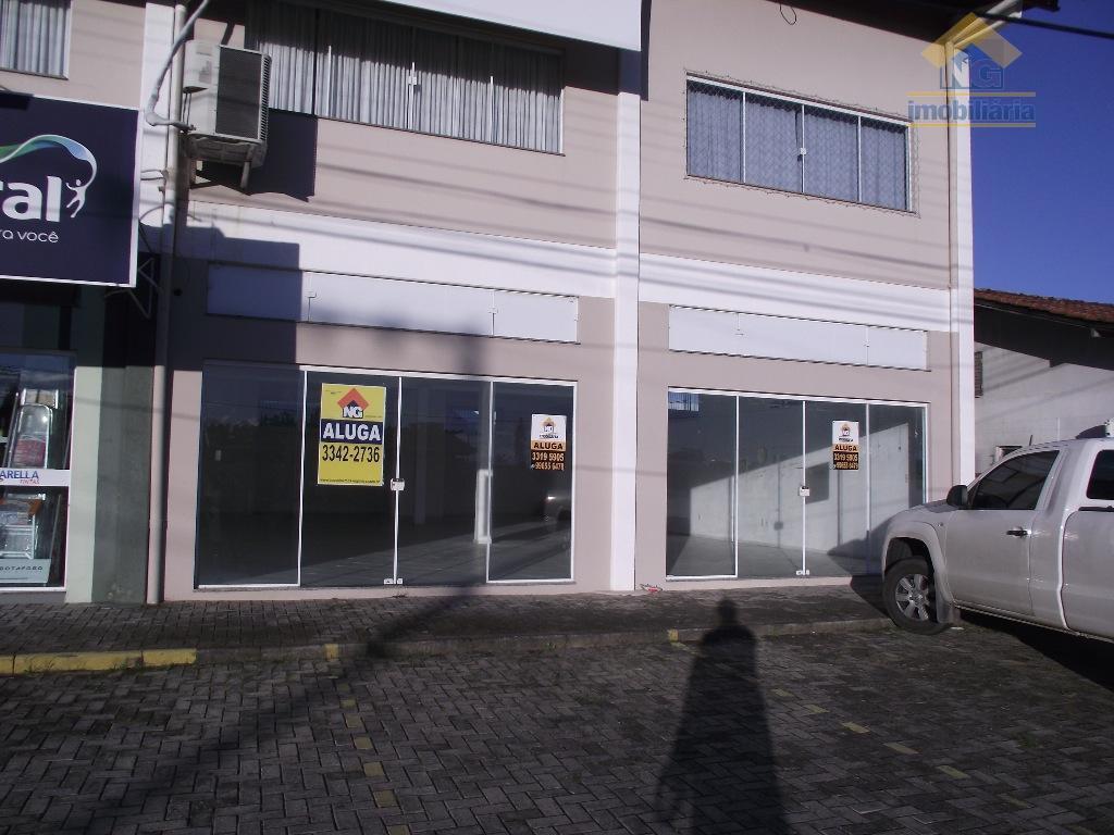 Sala comercial para locação, Centro, Navegantes.