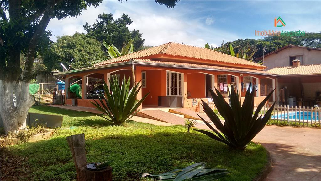 Chácara  rural à venda, Monte Libano, Araçoiaba da Serra.
