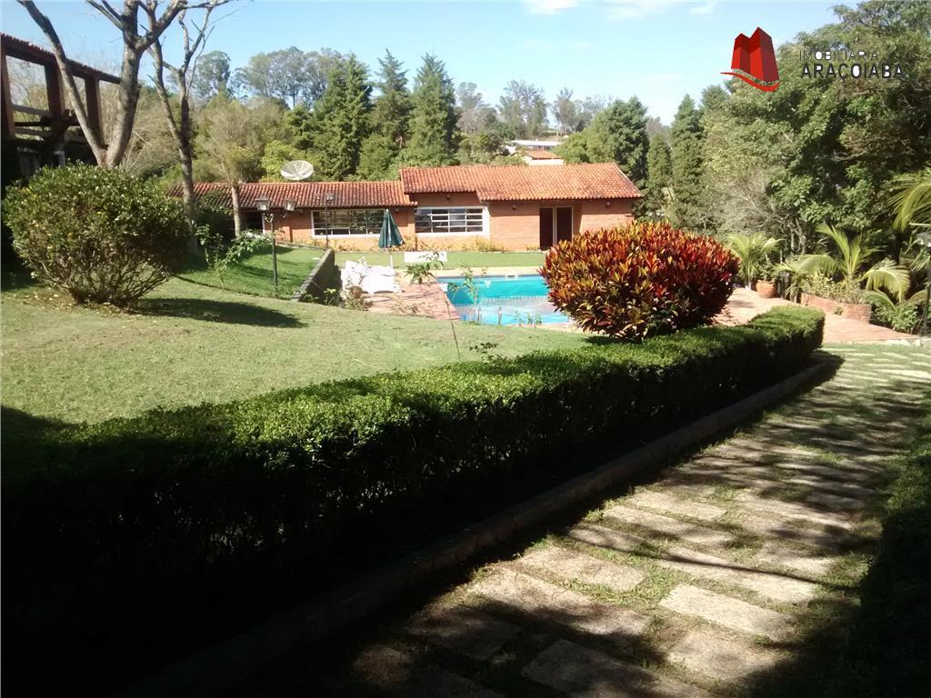 Chácara  residencial à venda, Jardim Porto, Capela do Alto.