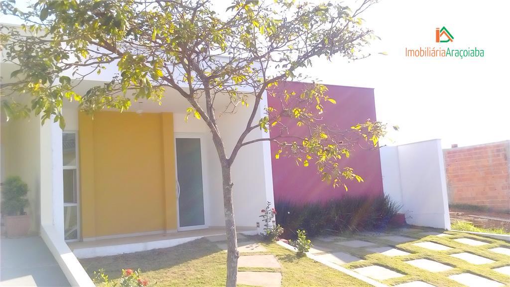 Casa residencial para venda e locação, Condomínio Lago da Serra, Araçoiaba da Serra - CA0127.