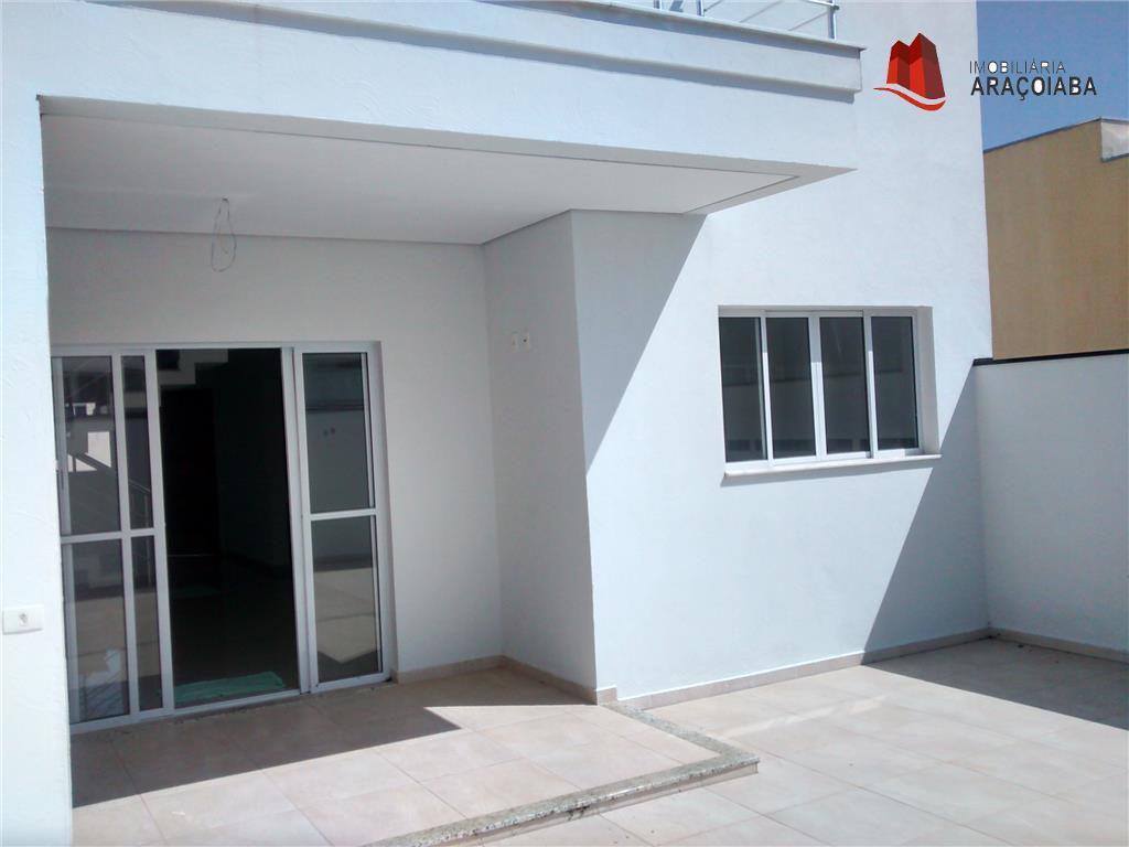 Casa residencial à venda, Horto Florestal, Sorocaba - CA0035.