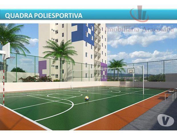 Apartamento  residencial à venda, Vila Gali, Votorantim.