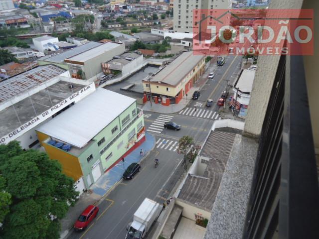 Apartamento Residencial à venda, Vila Bocaina, Mauá.