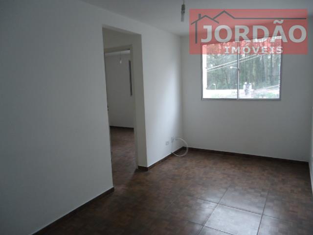 Apartamento residencial para venda e locação, Parque São Vicente, Mauá - AP0043.