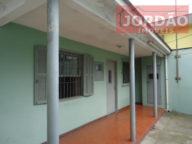 Casa residencial à venda, Vila São Francisco, Mauá - CA0032.