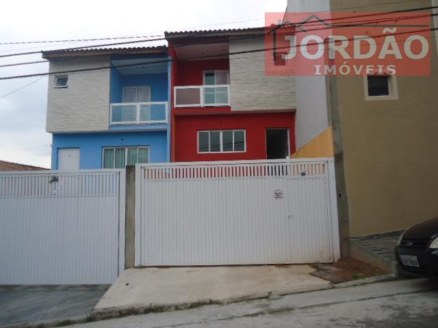 Sobrado residencial à venda, Vila Nossa Senhora das Vitórias, Mauá - SO0048.