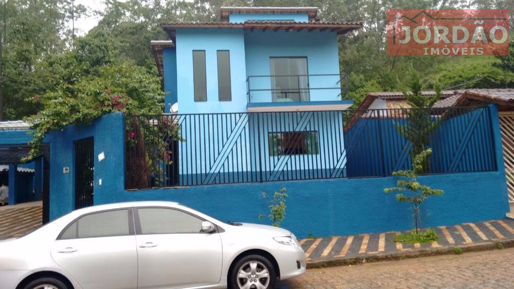 Casa Residencial à venda, Quarta Divisão, Ribeirão Pires.