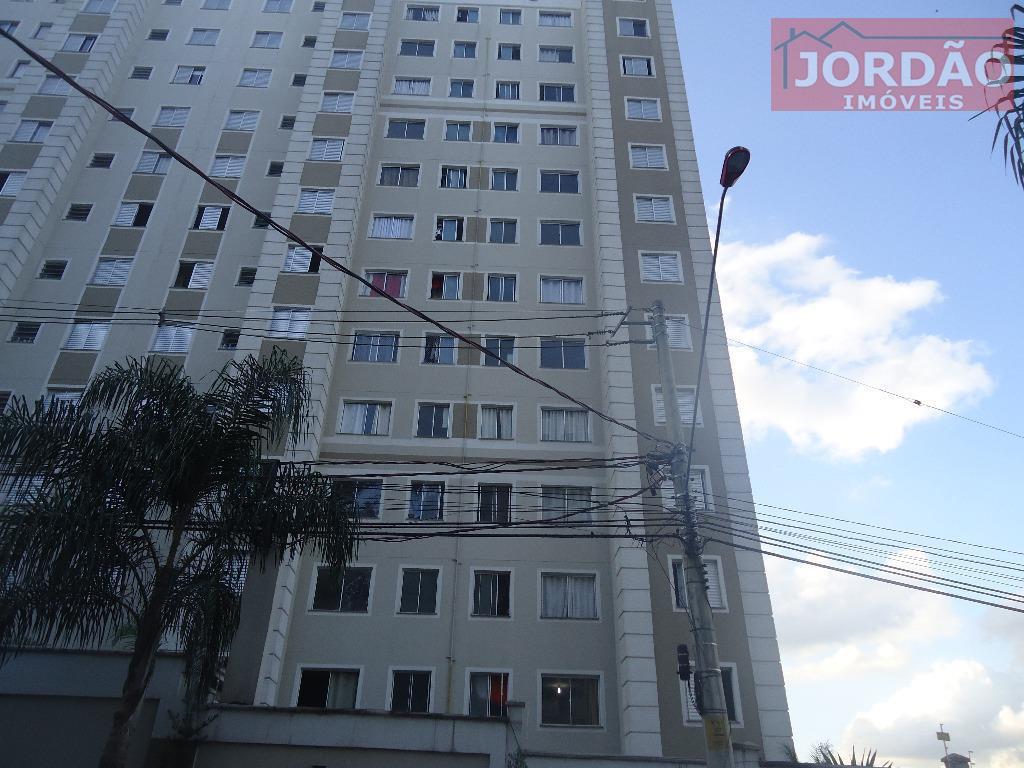 Apartamento  residencial para venda e locação, Parque São Vicente, Mauá.