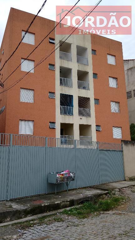 Apartamento  residencial à venda, Vila Assis Brasil, Mauá.