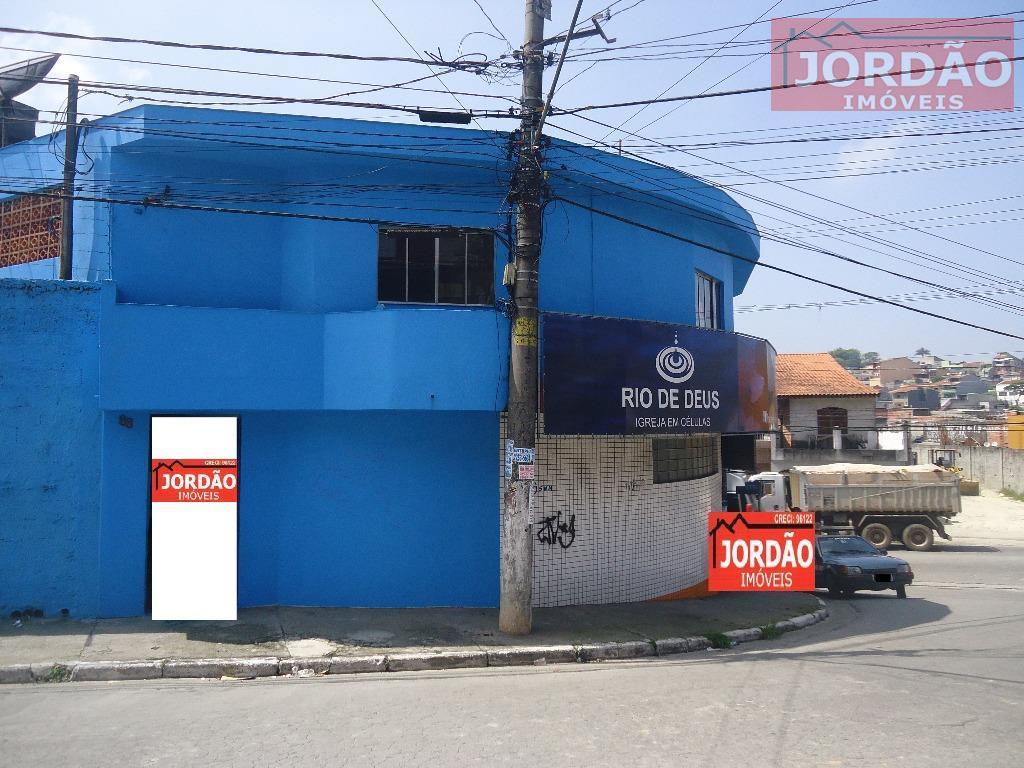 Apartamento  residencial para locação, Jardim Miranda D Aviz, Mauá.