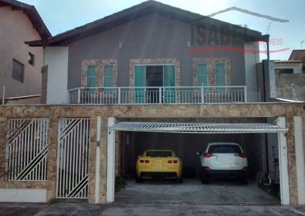 Casa  residencial à venda, Jardim Carlos Cooper, Suzano.