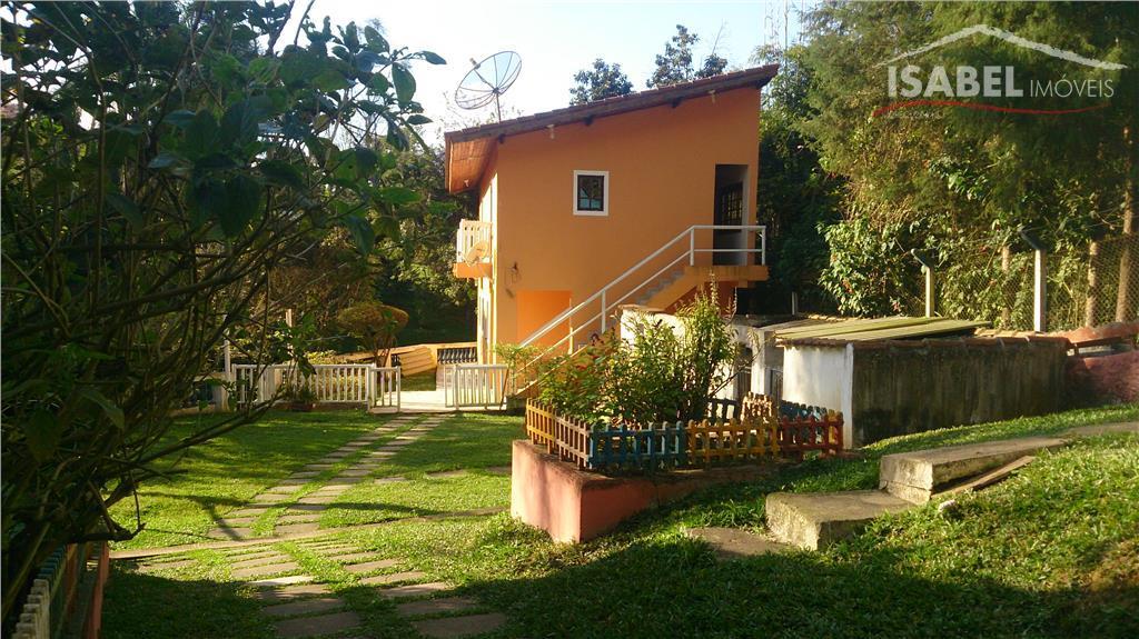 Chácara  residencial à venda, Vale das Serras, Suzano.
