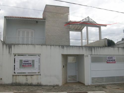 Sobrado  residencial à venda, Jardim Santos, Suzano.