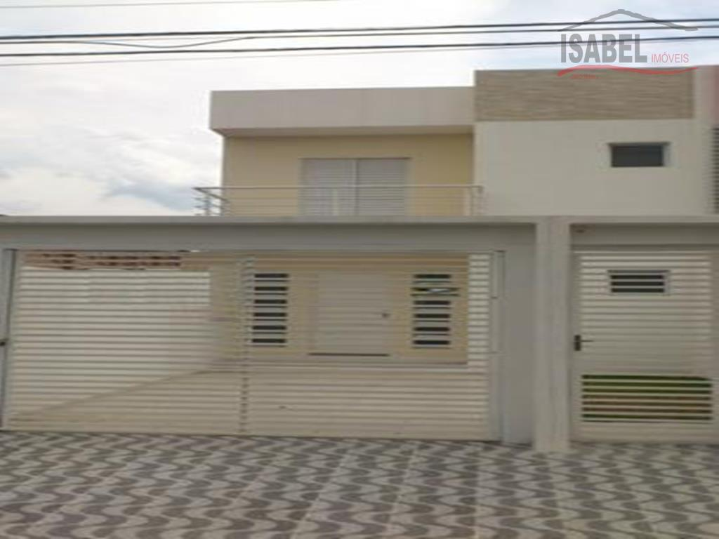 Sobrado residencial à venda, Jardim Santa Helena, Suzano.