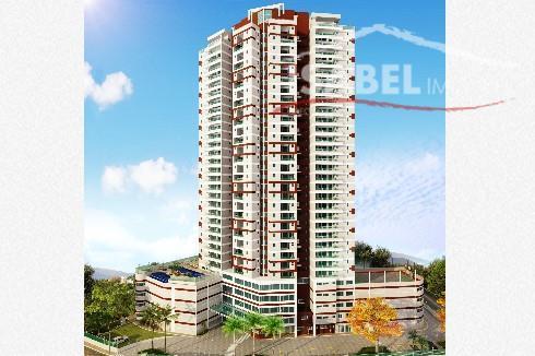 Apartamento Duplex  residencial à venda, Parque Monte Líbano, Mogi das Cruzes.
