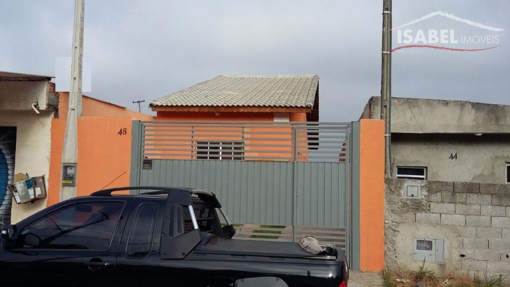 Casa residencial à venda, Jardim São Bernardino, Suzano.