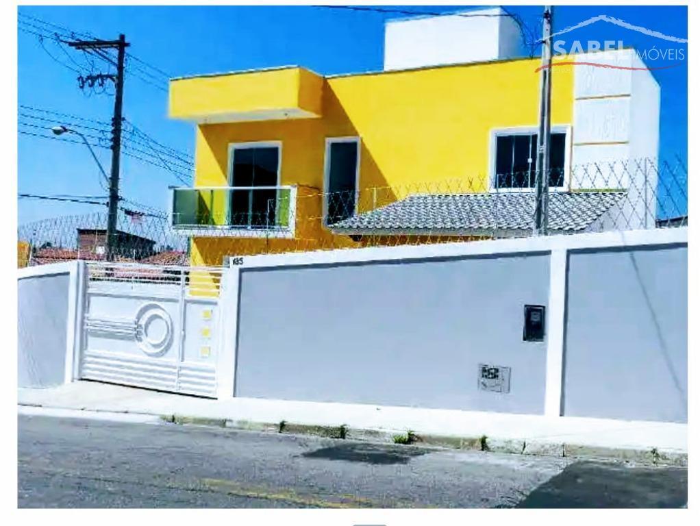 Sobrado residencial à venda, Vila Correa, Ferraz de Vasconcelos.