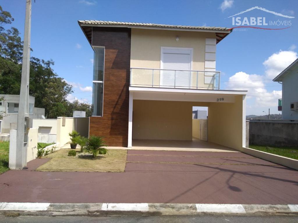 Sobrado residencial à venda, Residencial Bella Cittá, Mogi das Cruzes.