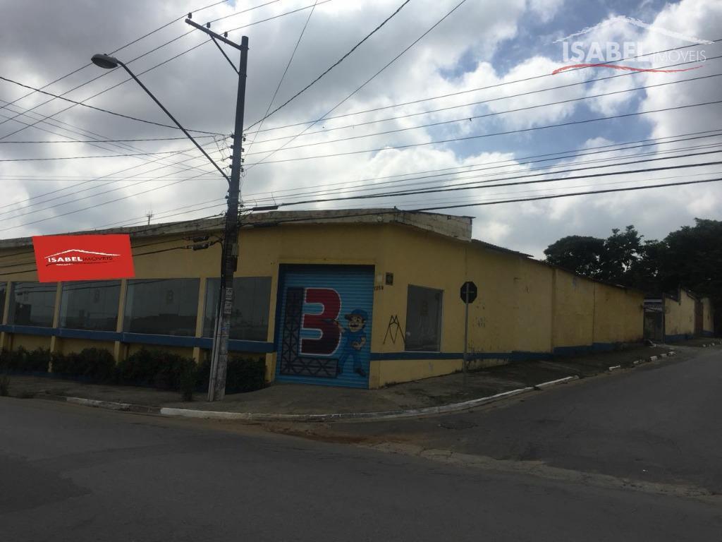 Área comercial à venda, Vila Aparecida, Suzano.