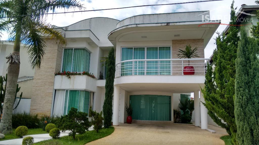 Sobrado com 4 dormitórios à venda, 480 m² por R$ 3.900.000 - Jardim Residencial Suzano - Suzano/SP