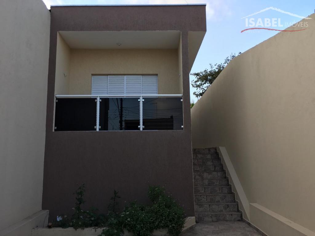 Casa residencial à venda, Jardim São José, Poá.