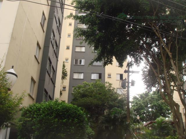 Apartamento residencial à venda, Jabaquara, São Paulo - AP0845.