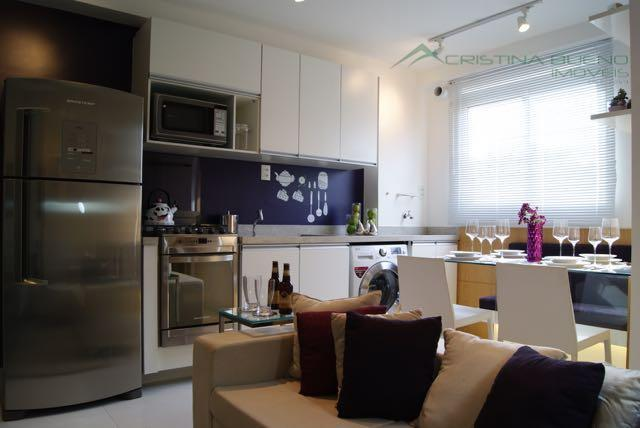 Apartamento residencial à venda, Centro, São Paulo - AP1276.