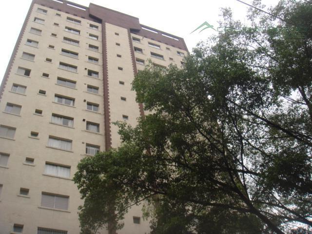 Apartamento residencial à venda, Jabaquara, São Paulo - AP1366.