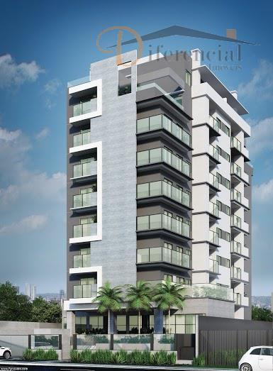 Apartamento residencial à venda, Água Verde, Curitiba - AP0071.
