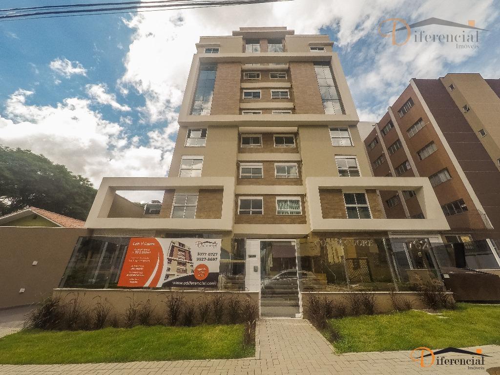 Cobertura residencial à venda, Vila Izabel, Curitiba.