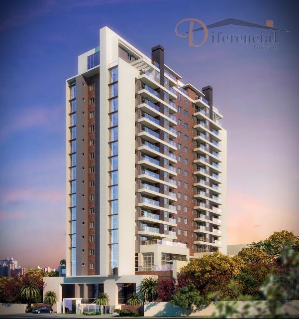 Apartamento Duplex residencial à venda, Champagnat, Curitiba.