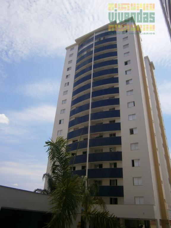 Apartamento  residencial à venda, Cidade Santa Maria, Montes Claros.