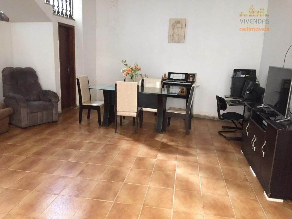 Casa residencial à venda, Centro, Montes Claros.